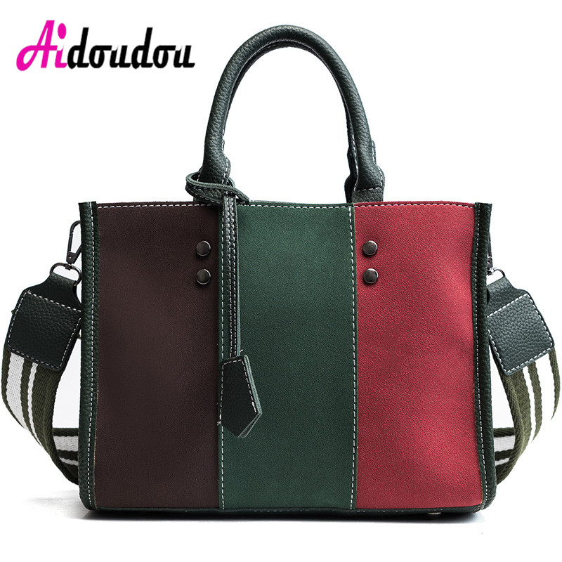 2018 Original Woman Bags Handbag Women Famous Brand Leather Crossbody Bags For Women Messenger Bag Ladies Hand Bag Sac A Main new arrival messenger bags fashion rabbit fair for women casual handbag bag solid crossbody woman bags free shipping m9070