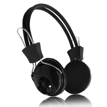 Hot New Arrival Black Stereo Gaming Headphones Headset Earphone with Mic for PC Computer Laptop