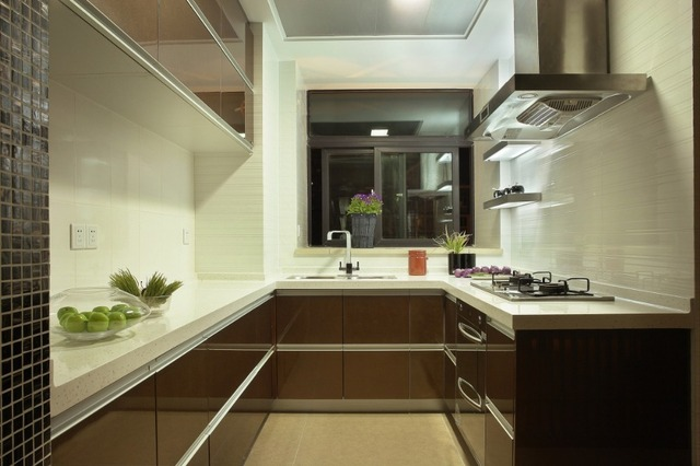 High Gloss Kitchen Doors