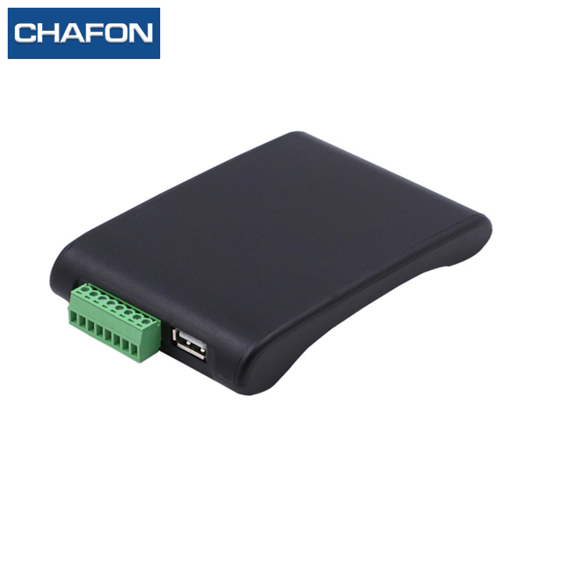 CHAFON desktop uhf rfid epc gen 2 tag reader writer with usb interface provide free sdk demo software for access control system rfid uhf reader writer 902 928mhz 5 meter free sdk and software for car packing system and warehouse