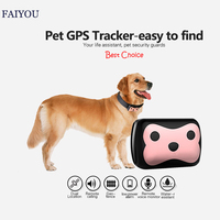 Smart Sport Tracker Locator Positioner GSM/GPRS Satellite Pet Dog 4 Band Frequency Positioning Device With 2G Sim Card