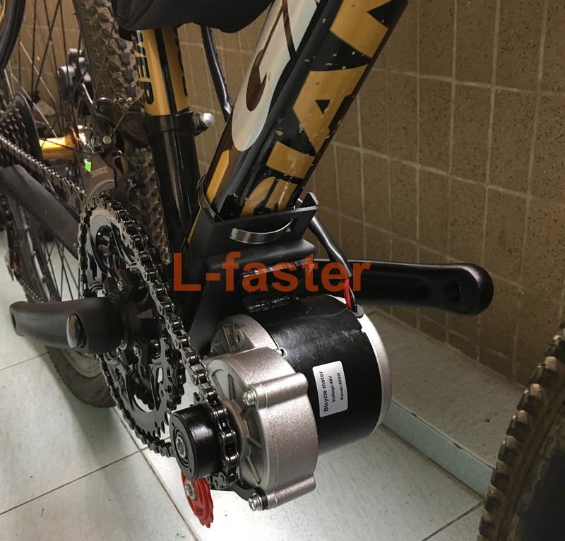 Electric Bike Conversion Kit 200W DIY for Electric Mountain Bicycle