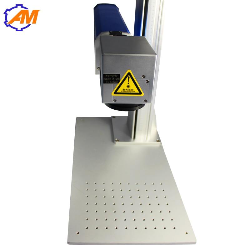 Új 20W-os szálas lézerjelölő gép ára 300X300mm rozsdamentes - Famegmunkáló berendezések - Fénykép 4