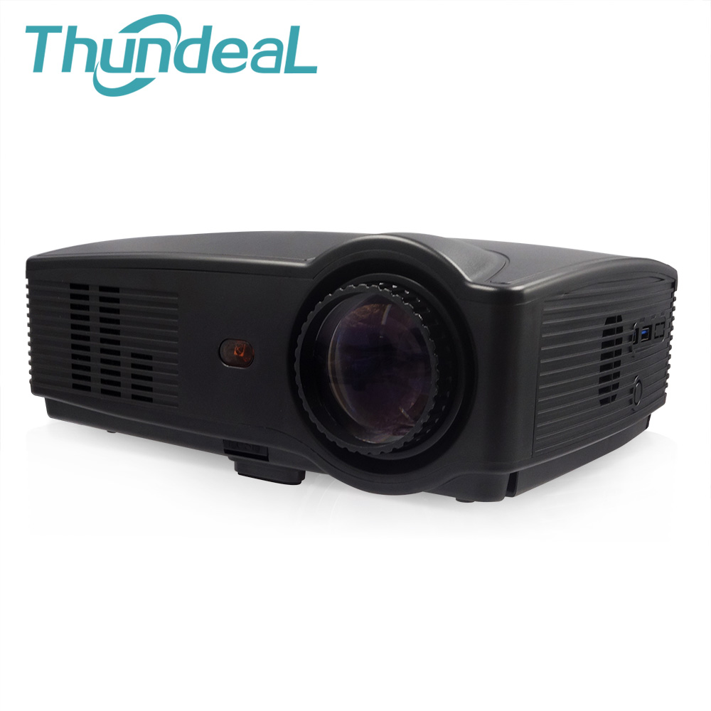 ThundeaL SV-328W LED HD Proyector 2800 Lumens Beamer Inteligente Android WIFI LC