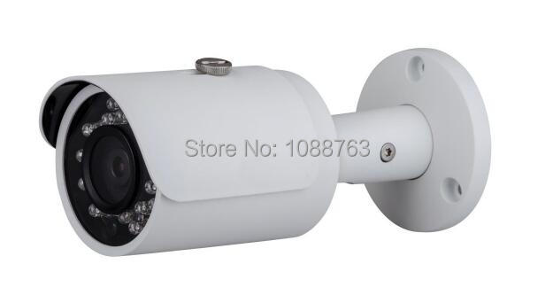 цены  Free Shipping DAHUA IP Camera 4MP Full HD WDR Network Small IR Bullet Camera with Fixed Lens without Logo IPC-HFW4421S
