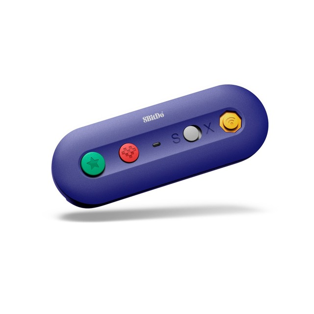 8bitDo GBros Wireless Adapter for NES SNES SF-C Classic Edition Wii Classic for Nintendo Switch Gamecube