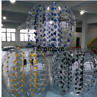Надувной Футбольный Мяч zorb Bumper Balles, надувной зорбинг мяч для детей взрослых пузырьки шарики