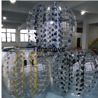 Inflatable Soccer Ball zorb Bumper Balles, Inflatable Body Zorb Ball For children adult bubble balls