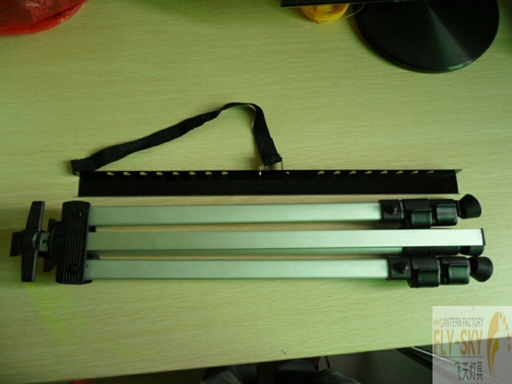 lightweight support, stand, triangular bracket for led writing board,free shipping, aluminum