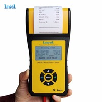 LANCOL MICRO 300 Digital Car Battery Tester with Printer 12V Auto Battery Diagnostic Tool Professional battery testing