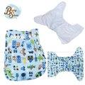 Baby Reusable PUL Waterproof Cloth Nappies Inserts Fralda Newborn Diapers Diaper Gladbaby Pocket Baby Wizard Merries Diapers