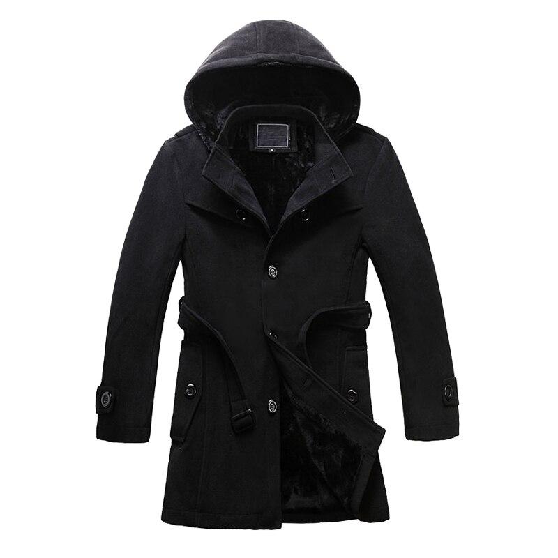 Pea Coat Sweatshirt - JacketIn