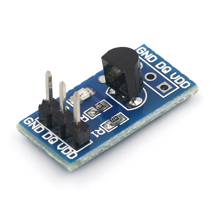 1PCS DS18B20 Temperature Measurement Sensor Module For Arduino