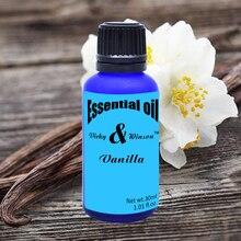 Купить с кэшбэком Vicky&winson Vanilla aromatherapy essential oils 30ml 100% NATURAL PURE UNDILUTED UNCUT ESSENTIAL OIL Massage oil VWXX21