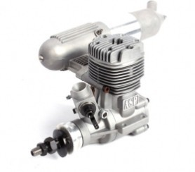 ASP 2 Stroke S91AII Nitro Engine for RC Airplane