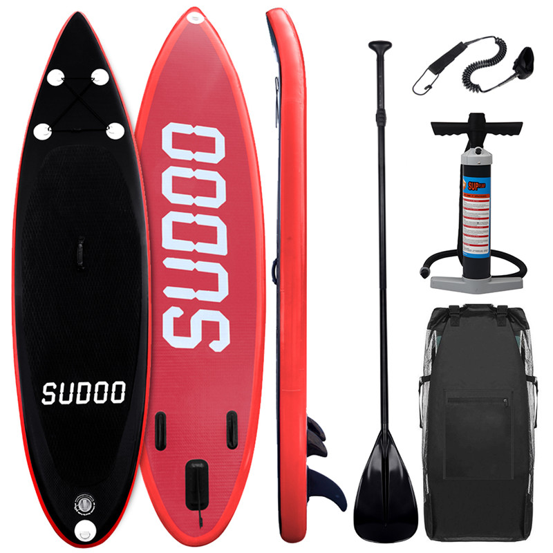 Surf SUP Fin /& Telescopic Paddle /& Surfboard Safety Rope Set W//Waterproof Bag