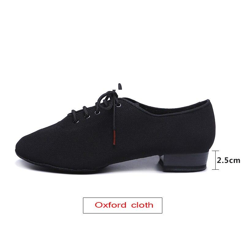 9a0d1e613c Tênis Sapatos de Dança de Salsa Sapato Homens Praça de dança de dança  Social salão de baile Latino sapatos 309 sapatos Modernos Salto Oxford Pano  Quente ...