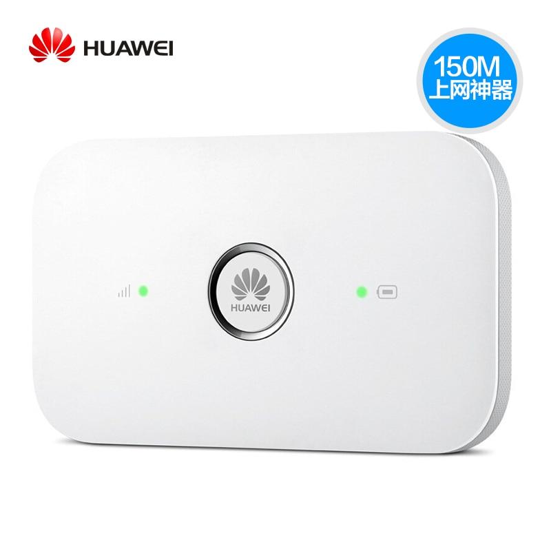 Huawei E5573s-320 LTE FDD800/850/900/1800/2100/2600Mhz Cat4 150mbps Wireless Mobile Mifi Router huawei b593u 91 lte tdd2300 2600mhz b38 b40 dc hspa 3g 900 2100mhz mobile wireless cpe router