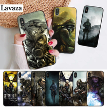 Lavaza stalker clear sky Luxury High-end Silicone Case for iPhone 5 5S 6 6S Plus 7 8 X XS Max XR стоимость