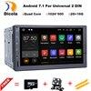 Latest 2gb 16gb Android 7 11 Lollipop Universal 10 1 Inch Car Radio Auto Audio Stereo
