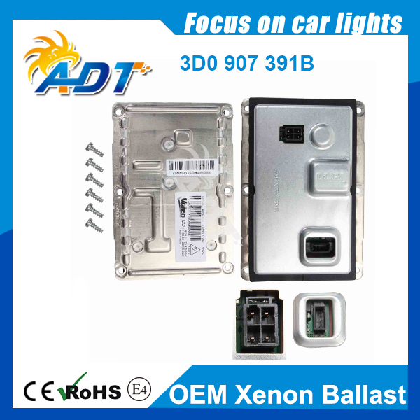 3D0 907 391B D1 D3 Xenon HID Headlamp Units Ballast Brand Car Headlight Igniter FOR VW Passat 2006-2008 hireno headlamp for mercedes benz w163 ml320 ml280 ml350 ml430 headlight assembly led drl angel lens double beam hid xenon 2pcs