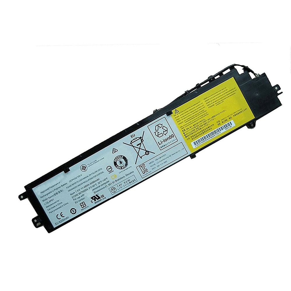 JIAZIJIA battery 48wh L13M4P01 For Lenovo Erazer Y40-70AT-IFI L13L4P01 L13C4P01