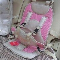 2017 Big size Kan vouw Baby Draagbare Autostoeltje Kids Autostoel 36 kg Auto Stoelen voor Kinderen Peuters Autostoel Cover harnas