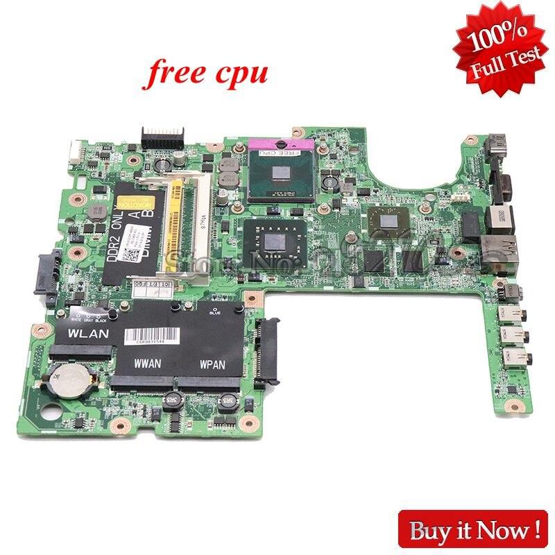 NOKOTION Laptop Moederbord Voor Dell Studio 1555 MOEDERBORD CN 0C235M 0C235M C235M DA0FM8MB8E0 PM45 DDR2 HD4500 Gratis CPU-in Moederborden van Computer & Kantoor op AliExpress - 11.11_Dubbel 11Vrijgezellendag 1