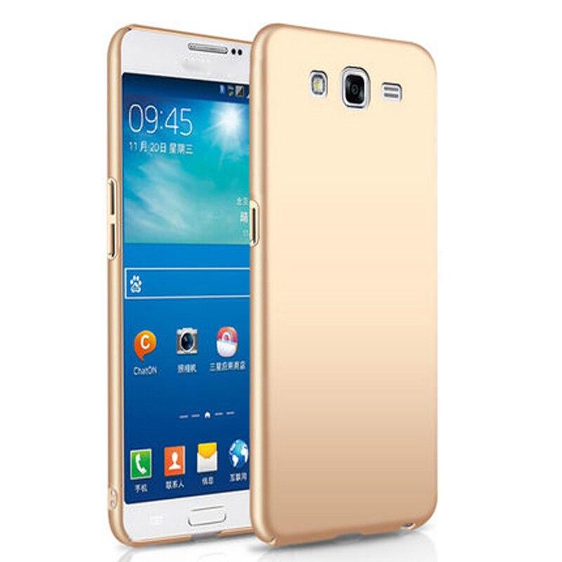 Pour Samsung GALAXY Grand 2 G7106 G7108V G7109 G7102 housse de protection givrée étui rigide pour téléphone housse arrière Grand2