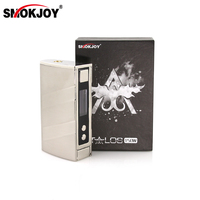 100% orginal SMOKJOY TALOS 150W VW Box Mod 150W power by Dual 18650 Battery Electronic Cigarette mod Vaporizer Vape Hookah mod