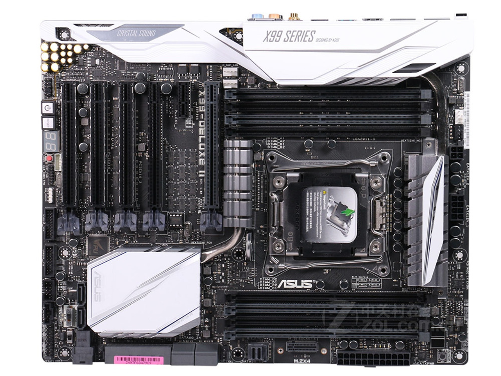 ASUS X99-DELUXE DRIVERS FOR MAC