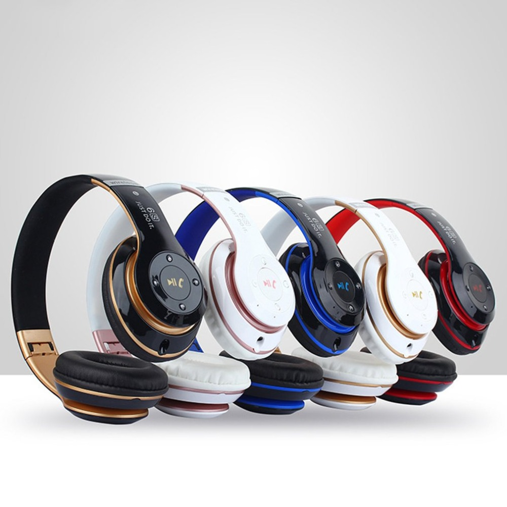 Game Headphone Universal Super Bass Wireless Bluetooth Over-Ear Gaming Headset Headband For Laptop Tablet Mobile Phone