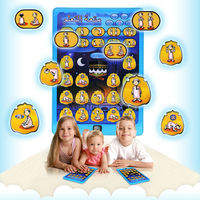 QT0612 Morning And Learn Prayer Learning Mchine Islamic TOY For Mulsim Kids Arabic English 2 Language