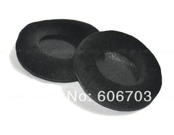Almohadillas de repuesto de cojín de Velour para auriculares de Audio-técnica ATH-ESW9 ES10 ES7 ESW 9 ESW10 auriculares