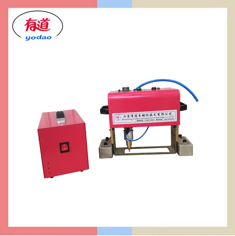14040 China metal engraving numbering Pneumatic marking machine on chassis number