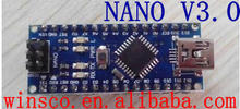 NANO V3.0 100% NEW latest version ATMEGA328P modified super easy to use(China (Mainland))