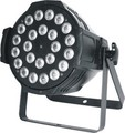 10Xlot 24pcs*18W  LED PAR  RGBWAP 6IN1 led stage lights for stage night club party lighting