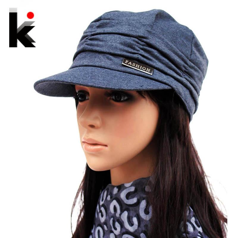 Free shopping 2015 autumn and Winter hat for women Gorro Cap Lady s Fashion  Drape Delicate Women hats c9848ca8fce8