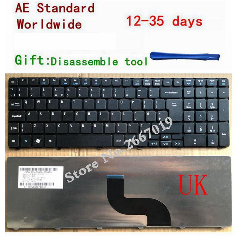 SP Keyboard for ACER Aspire 5810 5536 5536G 5738 5738G 5810T 5740 5336 7551 5410 5252 5742G 5742Z