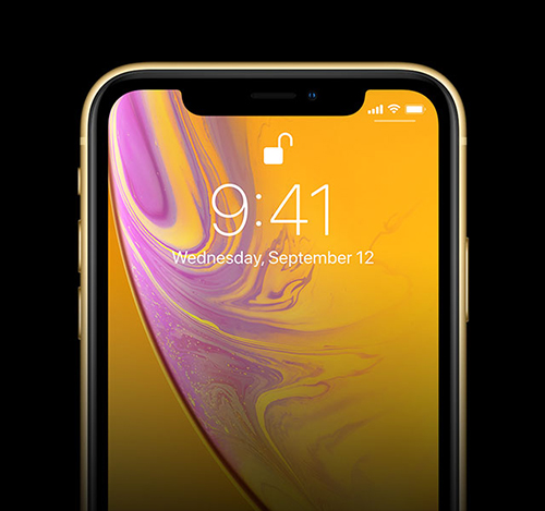 "Brand New Apple iPhone XR 6.1"" Liquid Retina All Screen 4G LTE FaceID 12MP Camera Bluetooth IP67 Waterproof for Outdoor 51"