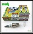4X DENSO IK16 Iridium Spark Plug For  AUDI A4 A8 E30 HYUNDAI ACCENT i30 KIA PICANTO MAZDA 323 MITSUBISHI PAJERO IK16 5303