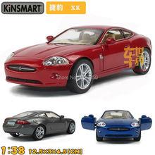 Charmant Kinsmart Jaguar XK Coupe 1:38 5Inch Diecast Metal Alloy Cars Toy Pull Back  Car