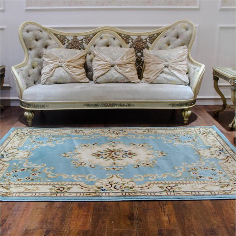 200X280cm Large Wilton European Style Polypropylene Delicate Large Carpet For Decorate Living Room Bedroom Kid Play Rug Home Mat