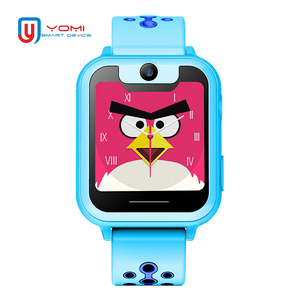 Image 2 - Crianças relógio inteligente s6 relógio de bebê sim gprs rastreador em tempo real criança anti lost smartwatch relógio inteligente com câmera pk q528 q50 q90