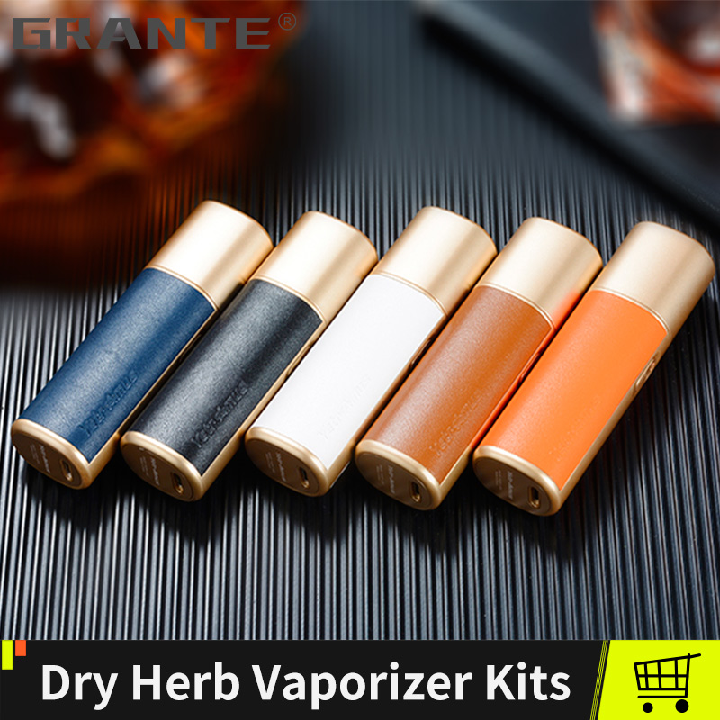 Dry Herb Package Yetr Amus With out Pods Cartridge With 2900Mah Battery Led Dsiplay Match Iqos Pods Cartridge Vaporizer E Cigarettes
