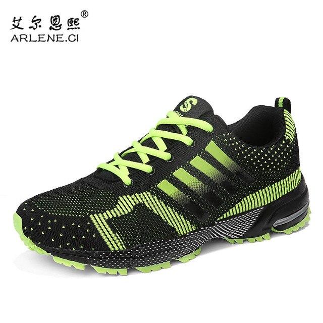 f43b71f60a1 2018 transpirable hombres mujeres tenis Zapatos zapatillas al aire libre  Zapatos deportivos masculinos damas Zapatos atléticos