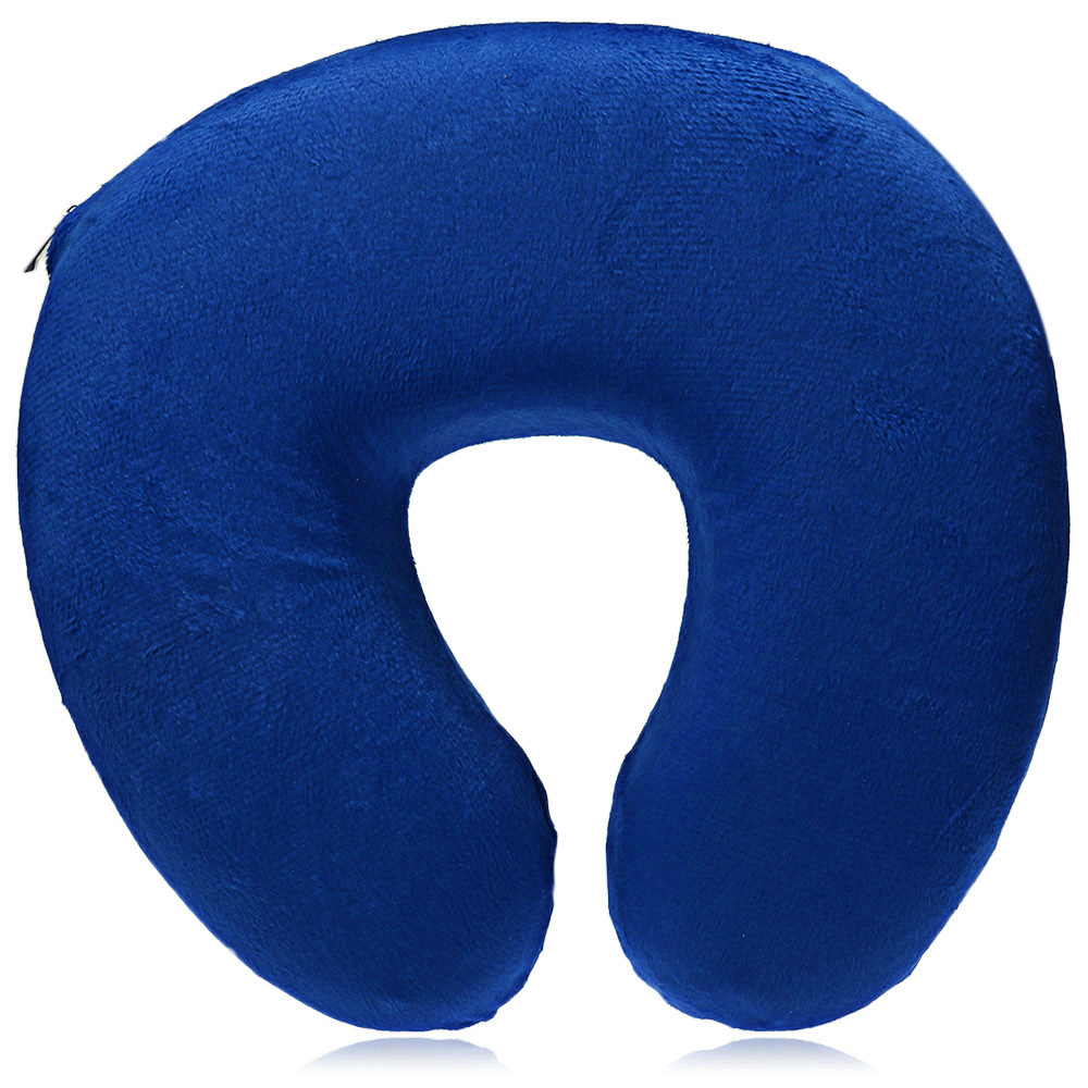 u shaped pillow travel head neck