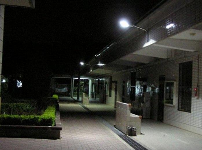 Lampioni a led w illuminazione esterna ha condotto la lampada