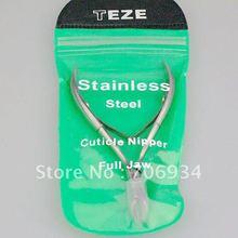 Pedicura cortador uñas pies pro9. 5 Double redonda del mango tenedor B vello interno manicura de la pinza NailsTools