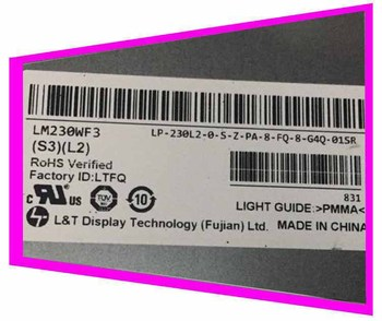 original new Lm230wf3-s3f2 original new LM230WF3-S2E4 high score full viewing angle boundless assembly one year warranty